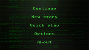 ASCII Shooter screenshot
